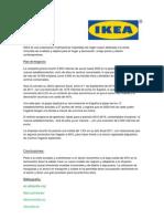 Ikea, plan negocio