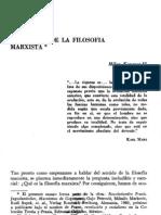 Kangrga, Milan - El sentido de la filosofía marxista