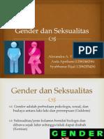 Gender Dan Seksualitas