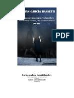 Libro - La Inconclusa Incertidumbre