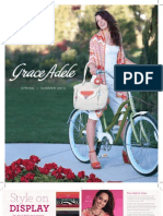 Grace Adele Spring Summer 2013 Catalog