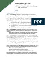 erin vanguilder principalship entry plan 2012