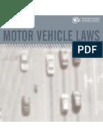 Ohio Motor Vehicle Laws -2013
