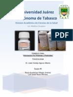 Intoxicacion por Piretrinas y Piretroides