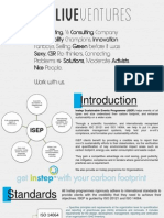 Instep Sustainability Events Programmes 2013