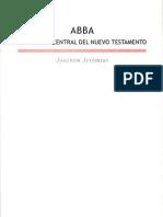 Joacim Jeremias Abba