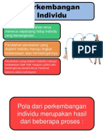 Psikologi Perkembangan Individu