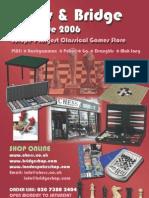 Chess Catalogue 2006