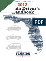 Florida Driver Handbook - English 2012-2013