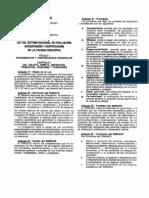 Ley 28740 Sineace