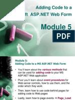 Module 5 Net 2005