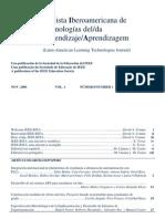 Revista Iberoamericana Articulos IEEE