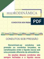 Hidrodinânmica