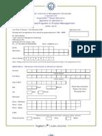 APPM Application Form