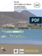 Sinaloa Educacion Ambiental