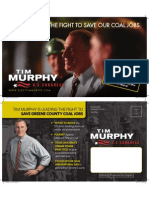 Tim Murphy Coal Mailer