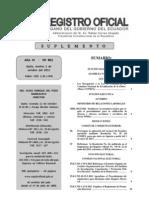 Ley Derogatoria a la Ley de Creación de la Comisión Nacional de Erradicación de la Fiebre Aftosa (CONEFA)