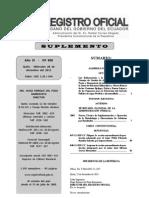 mpresas para la Prestación del Servicio Público del Agua Potable y Alcantarillado y del Consejo de Gestión de Aguas de la Cuenca del Paute y de la Junta de Recursos Hídricos de Jipijapa, Paján y Puerto López y Extin