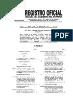 Ro Ley Derogatoria No. 5 de La Normativa