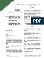 Ley Reformatoria a la Ley Reformatoria del Código de Procedimiento Penal y otras leyes