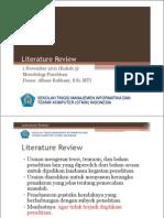 Literatur Review3