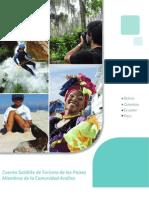 Cuenta Satélite de Turismo de los Países Miembros de la Comunidad Andina