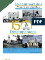 """Periódico """"Desamparados, Madre de Pueblos""""."""