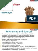 53(B) the Mauryan