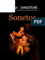 Sonetos- Shakespeare