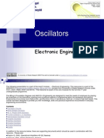 Transistor Osicllators