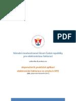 Příručka k elektronické fakturaci DPH 2013