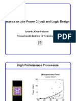 Low Power Cmos Ckt Basic Slides1