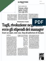 Rassegna Stampa 02.01.13