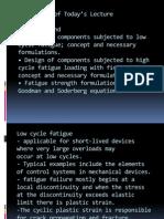 Basics of Machine Design