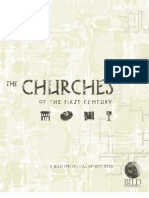 Churches FirstCentury