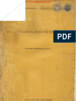 WILL TO FREEDOM IN ARGENTINE ROMANTICISM - HUGO RODRIGUEZ ALCALA - PORTALGUARANI