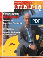 Randy Gage - Prosperity Guide