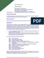 8. Treasury Management Practices