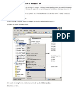 Crearea Unei Dischete de Boot in Windows XP