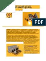 Inversor de Voltaje Dc- Ac