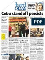 Manila Standard Today -- Thursday (January 03, 2013) issue