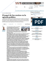 El papel de los sueños en la agenda política - Tiempo Argentino _ Es tiempo de un diario nuevo