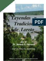 Leyendas y Tradiciones de Loreto