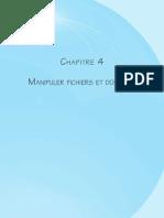 Manipuler Fichiers Et Dossiers