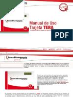 Manual de Uso Tarjeta TERA