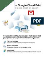 Sharpnetwork Cloud Printer