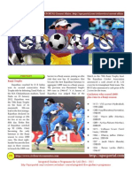 Sports Issues February 2012 Www.upscportal.com