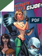 Danger Girl / G.I. Joe #5 Preview