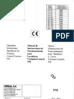 Manual Funcionamiento HS3040