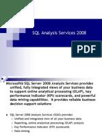 SQL Analysis Services 2008